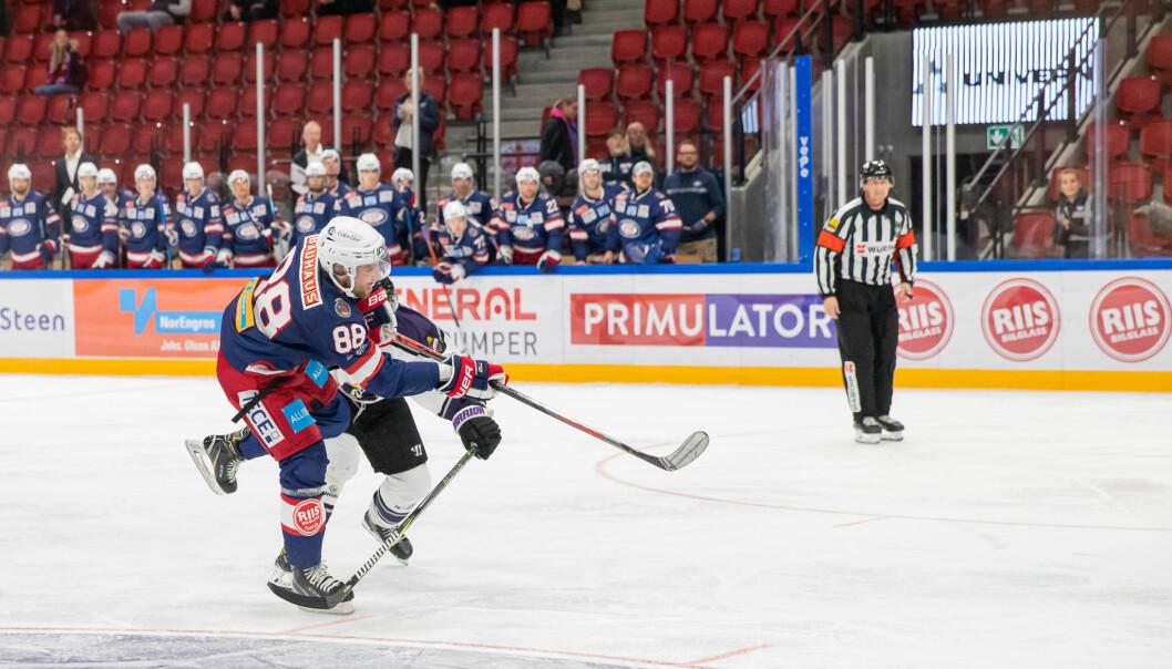 20 oktober i år spilte Vålerenga hockey sin første kamp på nye Jordal Amfi.