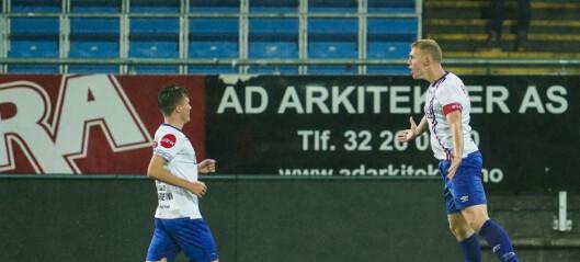 Vålerenga med poengsnitt på 2,28 per kamp siden Kjartansson og Bjørdal ble hentet til klubben