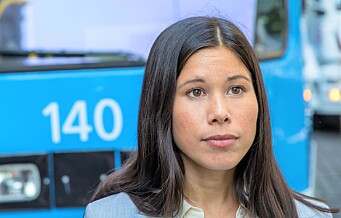 Lan Marie Berg (MDG): - Ikke mulig å få tilbake trikken til Schweigaards gate