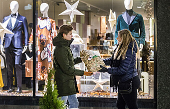 Oslo Handelsstands Forening forventer rekordstor julehandel i år