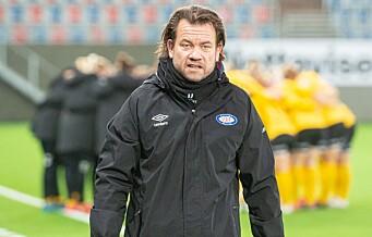 VIF forlenger med suksesstrener Jack Majgaard Jensen. Blir i klubben i minst to år til