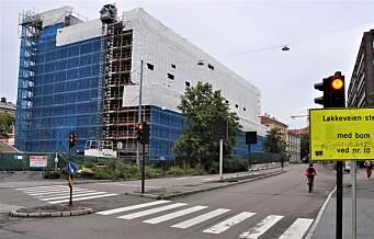 Korona forsinker ferdigstillelse av skolebygg ved Ruseløkka, Østensjø og Vestli
