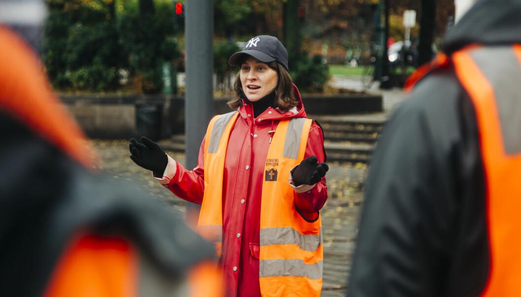 Byråd for arbeid, integrering og sosiale tjenester, Rina Marianne Hansen, er opptatt av at alle har noe meningsfullt å våkne opp til.