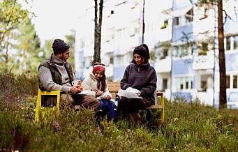 Trenger nabolaget ditt en fin benk? Da kan du få en av Ruter