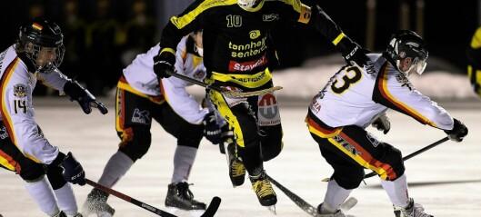 Onsdag neste uke starter eliteserien i bandy. Men mildvær og få baner i Oslo kan gi utfordringer