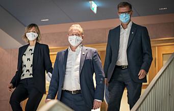 Oslo stenges ned: Sosial stopp, skjenkestopp og arrangementstopp