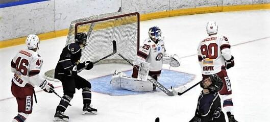 Vålerenga og Grüner får fortsette hockeysesongen, men publikum kastes ut