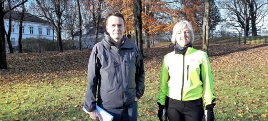 Pia klarte å forene de steile frontene i krangelen om sykkeltraseen på Bygdøy. Oppskriften: Hun fikk folk til å snakke sammen