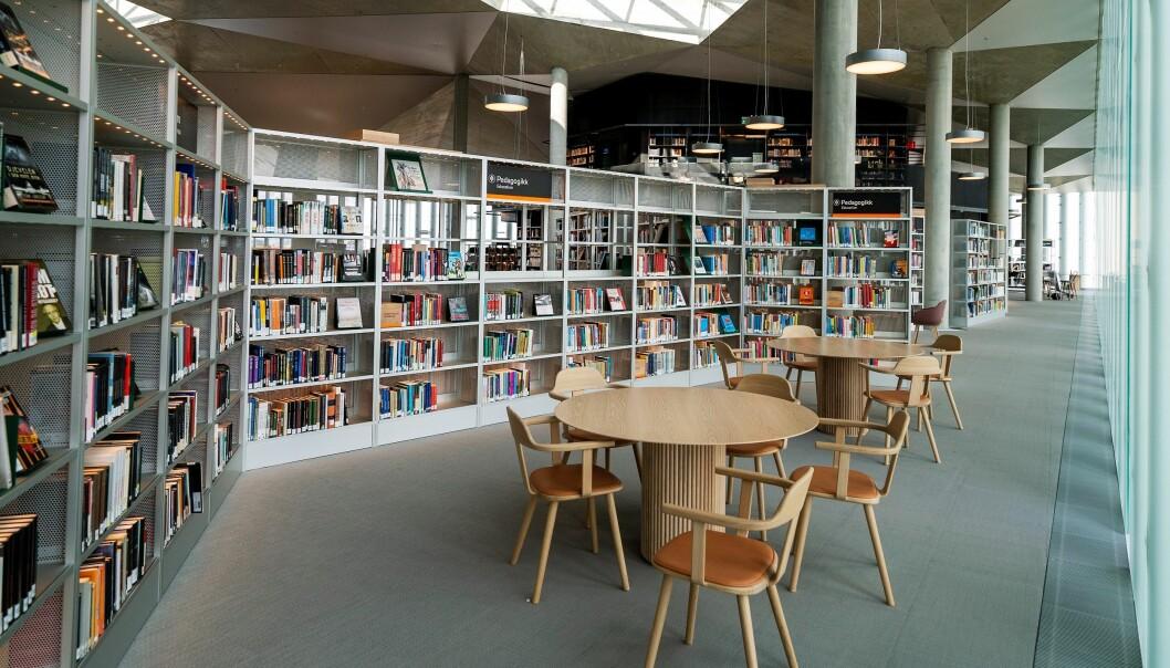 Det kan bli folketomt på Oslos biblioteker i tiden fremover grunnet korona.