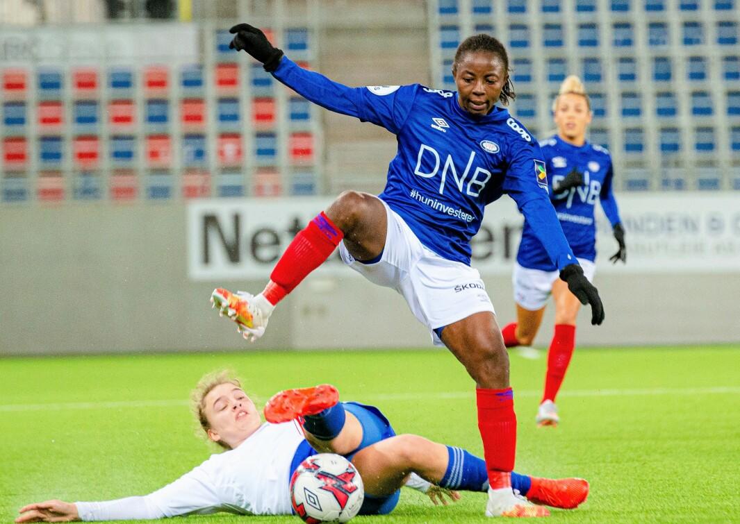 Ajara Njoya og Vålerenga kan sikre seg seriegullet i en historisk jevn og spennende siste serierunde.