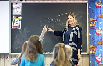 Korona rammer sårbare barn: 2.295 elever i Oslo har mistet spesial-undervisning