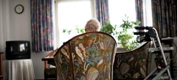 – Underbemanningen i eldreomsorgen må bli et politisk tema