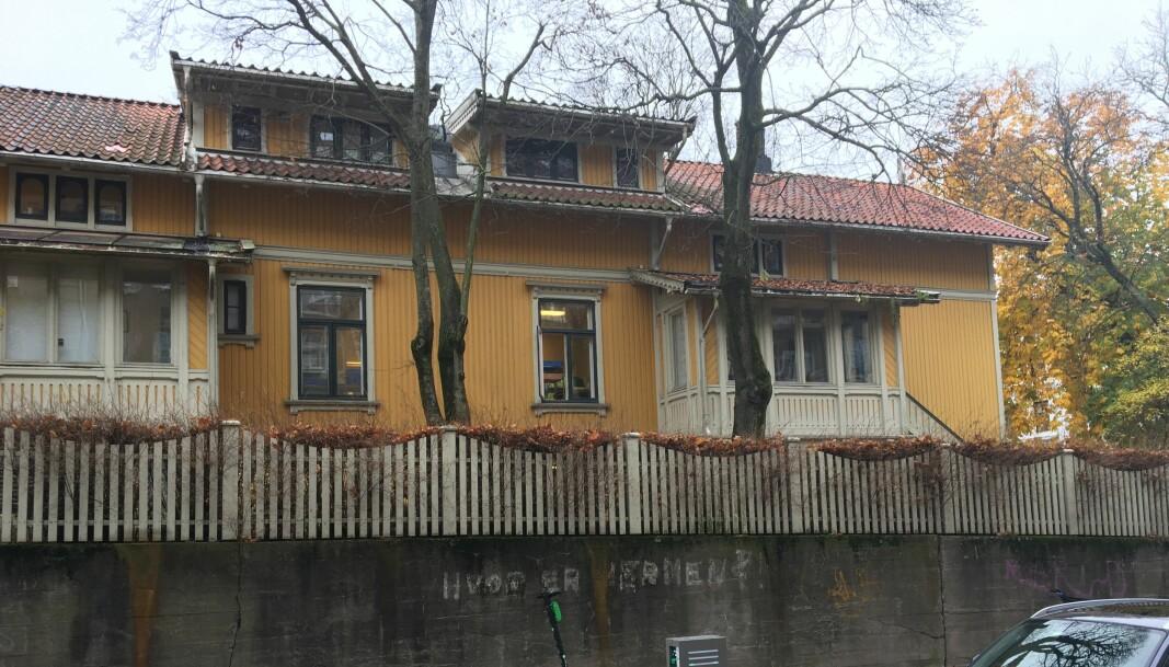 Seniorsenteret på Schafteløkken er svært kjent blant seniorene på Frogner.