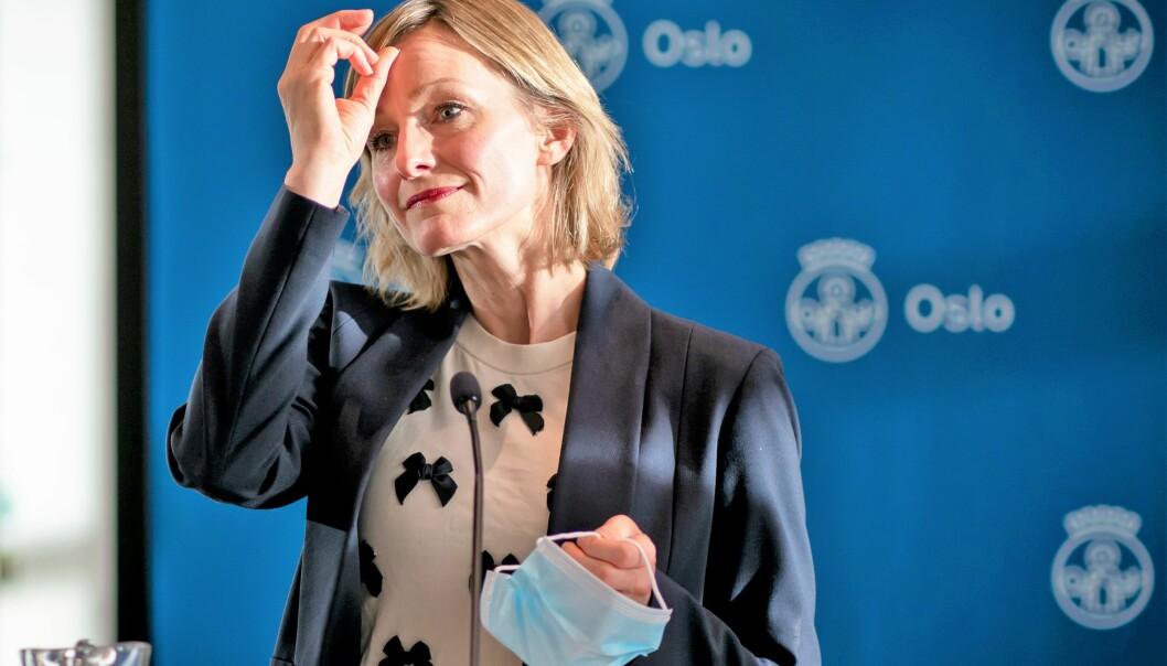 Rødt har kalt inn til høring i bystyret i Oslo for å få byråd Inga Marte Thorkildsen (SV) til å redegjøre for pengebruken i Oslo-skolen.