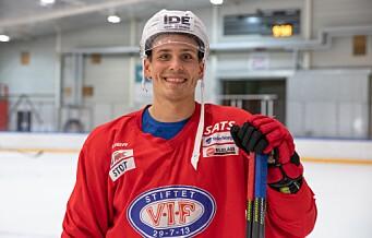 Gladnyhet for Vålerenga ishockey. Stjerneback Tommi Taimi (30) har signert for fem nye år på laget