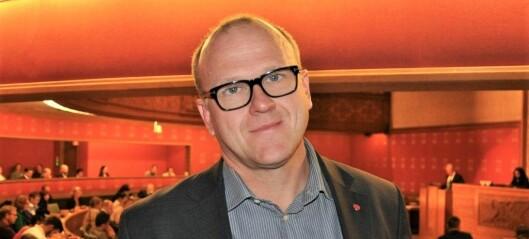 Frode Jacobsen gir fra seg 3. plass på Oslo Aps stortingsliste til Espen Barth Eide
