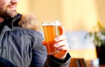 Bent Høie frykter øl-turisme og fraråder oslofolk å dra til Bærum for å drikke