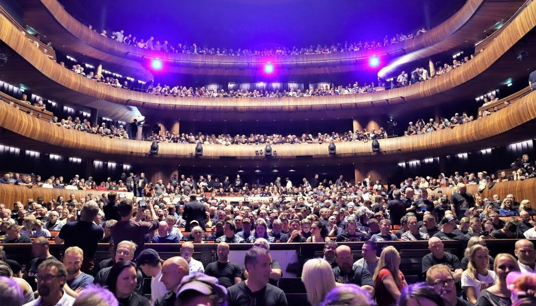 Kulturbransjen er skuffet over den siste nedstengningen i Oslo. Bildet er fra Operaen 26 juni 2019.