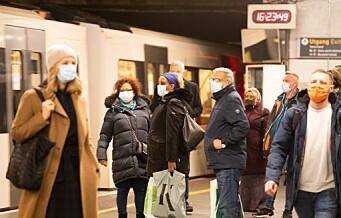 Koronatiltakene rammer hardt: For første gang siden april øker arbeidsledigheten i Oslo igjen