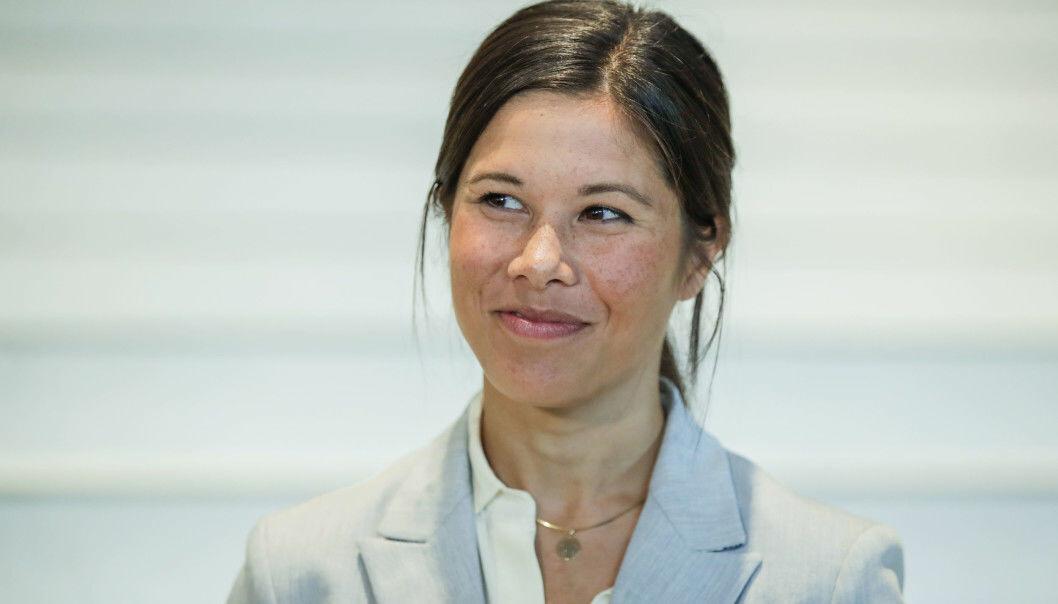 Lan Marie Berg (MDG) opplyste i dag at byrådet snur og opphever rushtidstenging av Bygdøy allé.