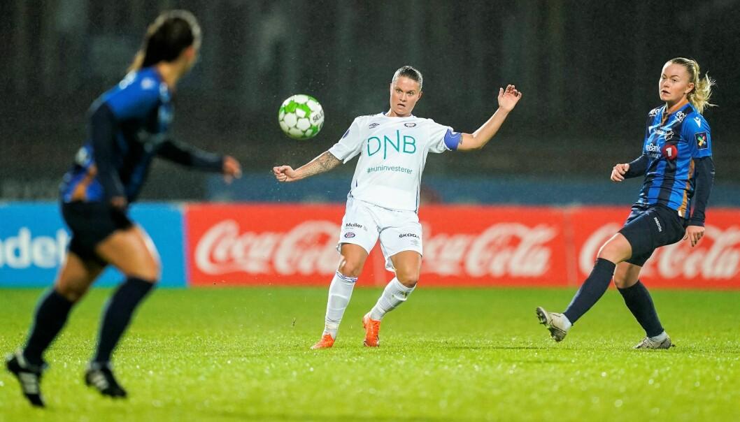 Etter onsdagens seier i kvartfinalen i NM mot Stabæk, drømmer VIF-kaptein Sherida Spitse om cupfinale mot erkerival Lillestrøm.