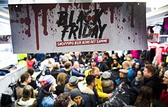 Den 27.november er det Black Friday i hovedstaden. Her er oversikten over hva et knippe shoppingsentre og butikker i Oslo ønsker å gjøre