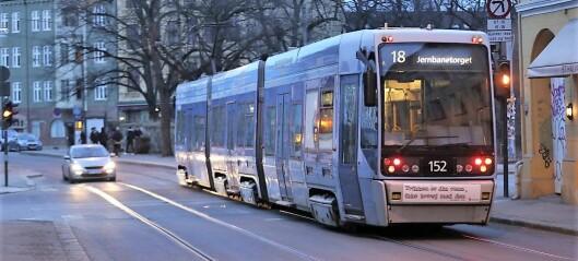 Lokalpolitikerne i Gamle Oslo krever trikk og buss tilbake til Gamlebyen