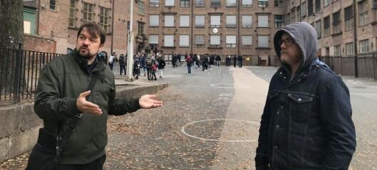 Foreldre og elever ved Sagene skole ønsket seg større skolegård. Bystyret satte foten ned, men aksjonskomiteen gir ikke opp