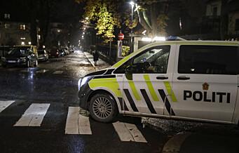 Knivstikking i Nobels gate – politiet leter etter tre-fire gjerningspersoner