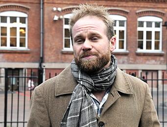 Bydelspolitiker for SV, Stian Amadeus Antonsen, etterlyser et større politinærvær i området rundt Vahl skole.