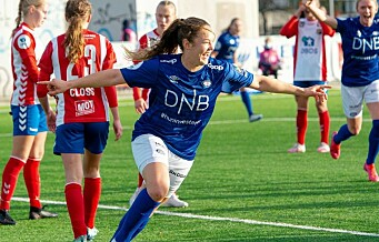 Korona fører til at seriethriller for Vålerengas damer utsettes