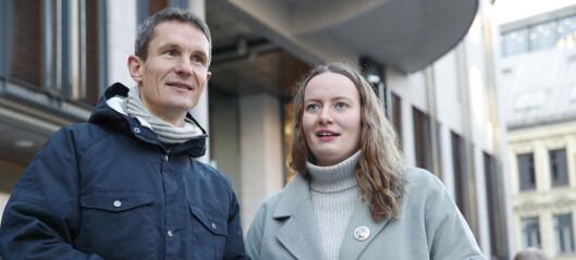 Tidligere Greenpeace-leder kjemper om 3. plass på MDG-lista