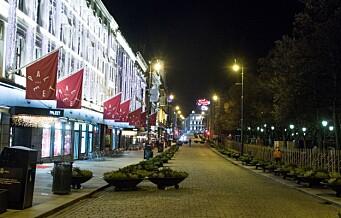 Skjenkestans rammer hardt: Oslo med over 40 prosent av alle nye arbeidsledige i Norge siste uke