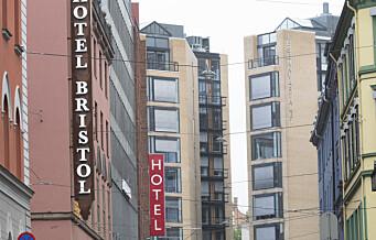 13.000 hotellrom står tomme i Oslo hver natt – mange hoteller stengt