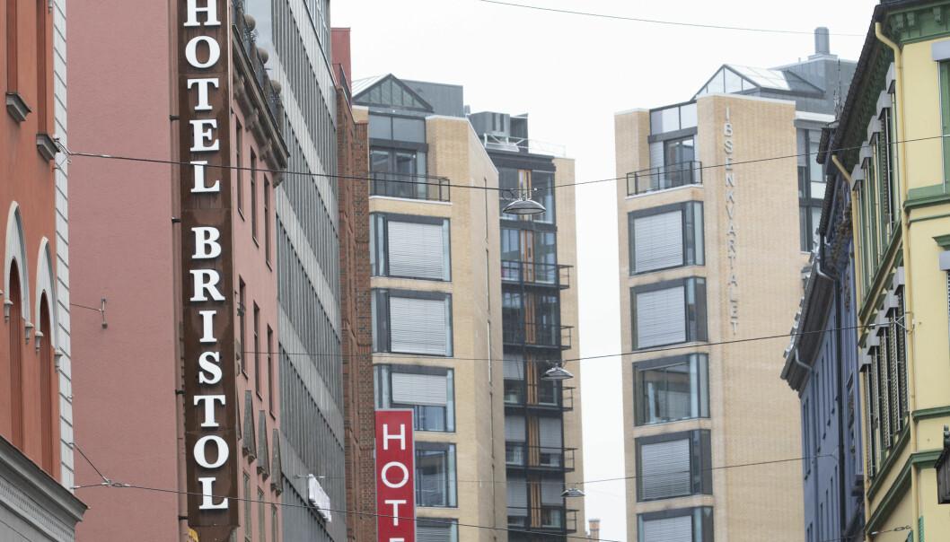 Verken Thon Hotels eller Nordic Choice har svart på hvilke hoteller som nå er blitt stengt.