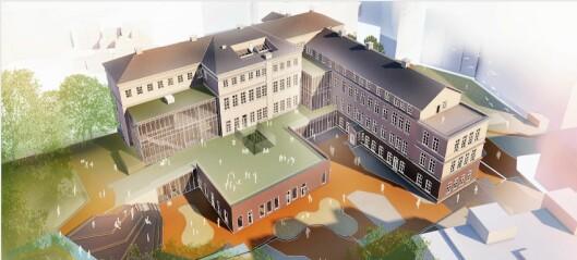 Sophies Minde på Carl Berner skal bli storbarnehage og familiehus for bydelen