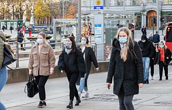 Oslo-tiltakene kan måtte bli skjerpet, mener helseministeren