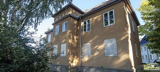 – Oslos aller fattigste betaler husleie tilnærmet markedspris. Det haster med en sosial boligpolitikk
