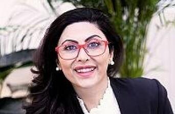Kathra Saba er prosjektleder i bydel Gamle Oslo.