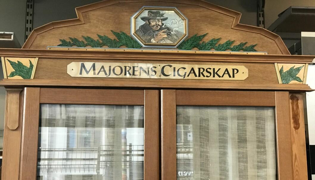Det var neppe her Bill Clinton kjøpte sine sigarer da han besøkte Oslo, men det gjorde et ukjent antall Nrk-ansatte i mange tiår.
