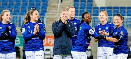 Hærfører Sherida Spitse sendte Vålerenga til cupfinale: - Nå avslutter jeg med The Double