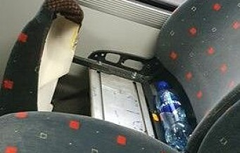 Igjen kjører Ruters busser med livsfarlige, løse seter: - Setet på 37-bussen var løst også etter vending i Nydalen