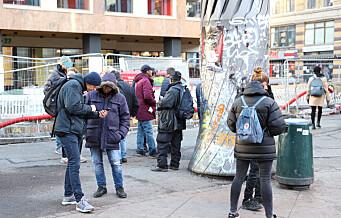 Unngikk smitte i vår: Nå bekreftes koronasmitte også i Oslos åpne rusmiljø