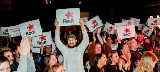 Rødt vil øke eiendomsskatten i Oslo. Har startet budsjettsamtaler med byrådspartiene