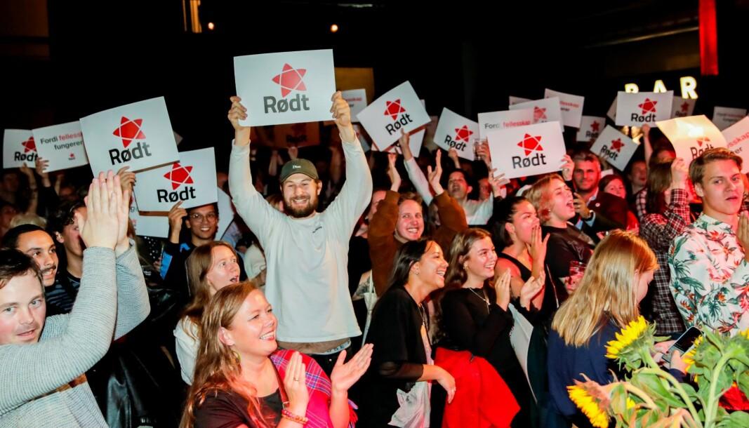 Rødt gjorde et svært godt valg i Oslo i 2019 og har fire representanter i bystyret. Dermed kan de sikre byrådet flertall for budsjettet.