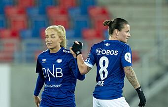 VIF møter Brøndby i mesterligaen