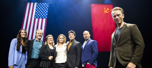 Kulturministeren redder konkurstruede Folketeateret