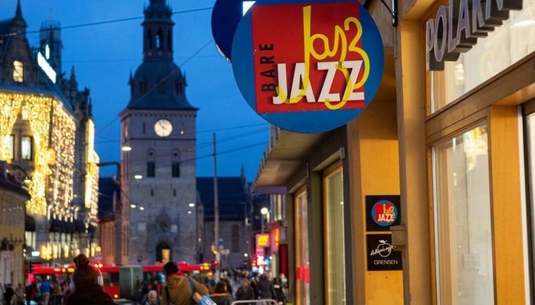 — For meg har det aldri vært en jobb. Bare Jazz har vært en levemåte, sier Bodil Niska. Nå stenger hun stedet for godt.