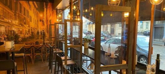 Stengt Frogner-restaurant ba om utsatt svarfrist under korona. Oslo kommune svarte Vineria Ventidue med tvangsmulkt