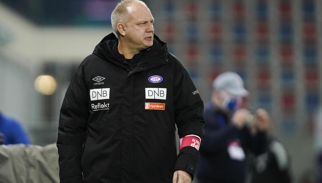 Dag-Eilev Fagermo og Vålerenga sikret ett poeng hjemme mot Sarpsborg søndag kveld.